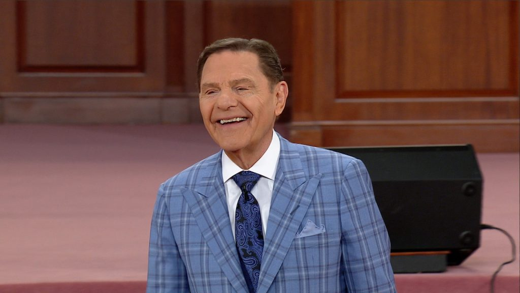 kenneth copeland messages
