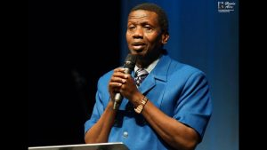 Download Sermon: Day 1 Church In Your House | Pastor EA Adeboye [Mp3 Download]