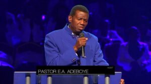 Download Sermon: Who Should I Marry | Pastor EA Adeboye [Mp3 Download]