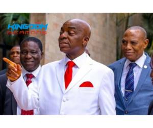 Serving God Guarantee Pressure Free Prosperity – Bishop David Oyedepo