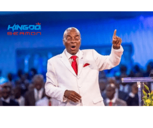 Biblical Sense In Getting Into Marriage [Bishop David Oyedepo]