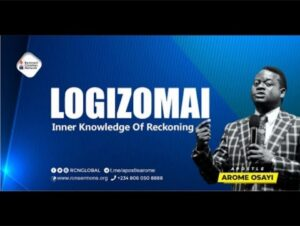 Download Sermon: Logizomai | Apostle Arome Osayi 2021 Messages