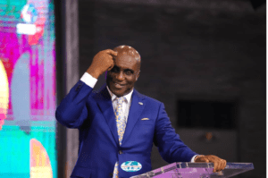 Download Sermon: All Things Are Mine | Pastor David Ibiyeomie [Mp3 Download]