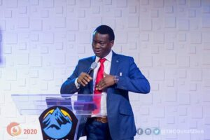 Download Sermon: Christos – Apostle Arome Osayi