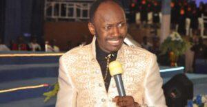 Download Sermon: What Happen When We Pray – Apostle Johnson Suleman