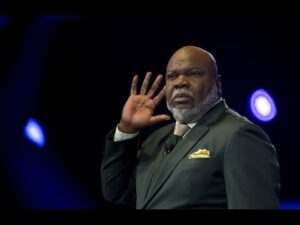 Download Sermon: Knowing In The Noise – Bishop TD Jakes