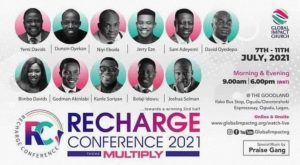 Download Sermon: Recharge Conference 2021