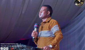 Download Sermon: Structure For Authoritative Prayer – Apostle Arome Osayi
