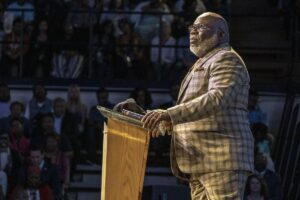 Download Sermon: Who Died And Left You In-Charge – Bishop TD Jakes