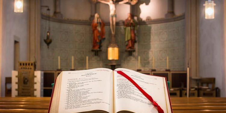 catholic mass reading
