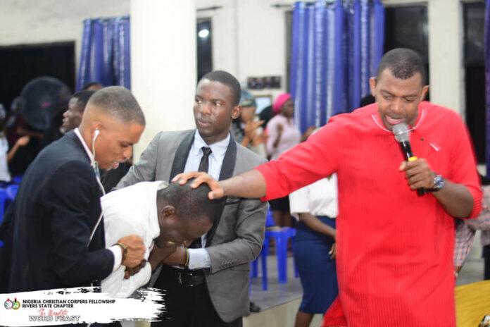 apostle gideon odoma