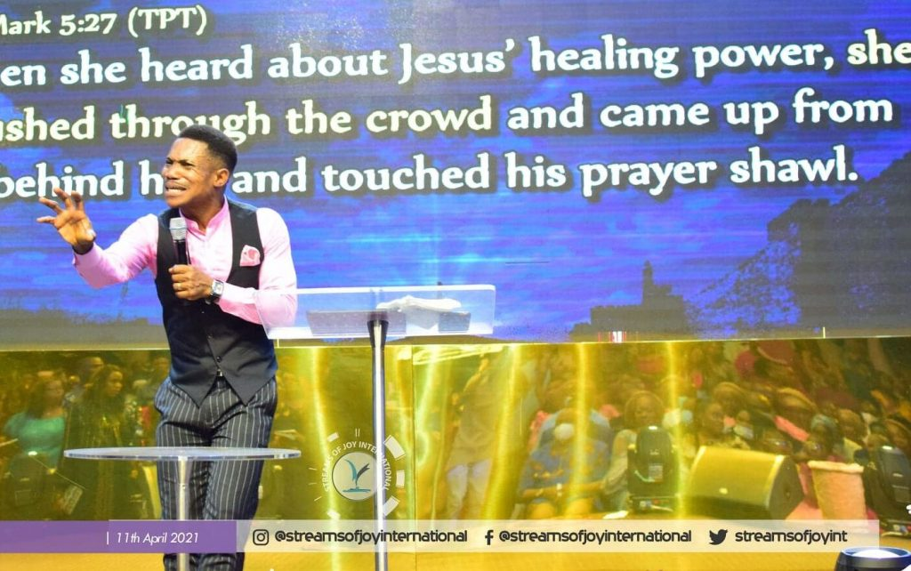 pastor Jerry Eze