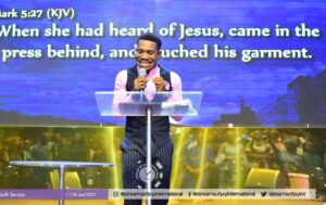 Prayer Of Speed And Announcement – Pastor Jerry Eze