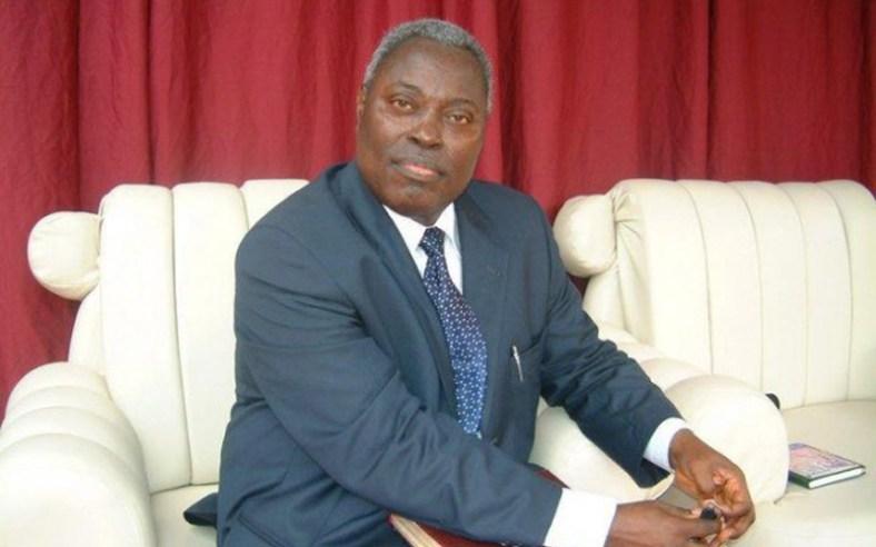 Pastor Wf Kumuyi