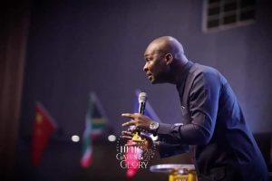 Download Sermon  The Ministry Of Open Gate   Apostle Joshua Selman